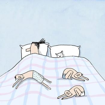 Романтично-сюрреалистические иллюстрации Юваля Робичека