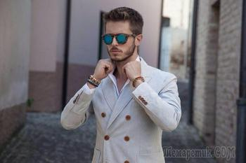 Надену я белый пиджак (Стих)