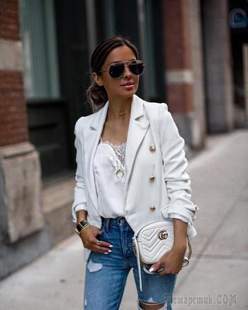 Модная униформа: 25 вещей, которые превратят вас в икону стиля
