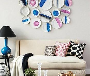 Идеи декора для стен своими руками