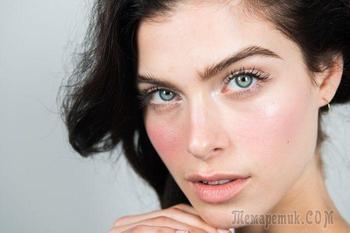 Проблема расширенных пор на лице: как ухаживать за кожей