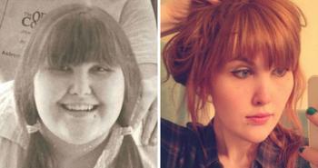 32 вдохновляющих примера того, как похудение преображает лицо