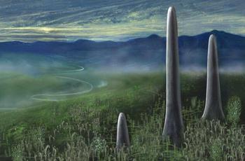 10 особенностей внешнего вида Земли в далёком прошлом