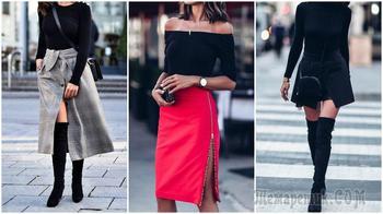 Стильные юбки 2019: 33 стильных варианта