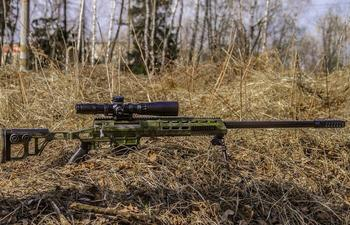 «Волкодав»: новая винтовка сделает отечественных снайперов еще более грозными
