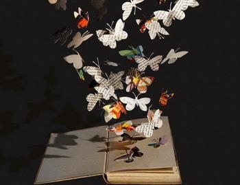 Сью Блэквелл и ее бумажные скульптуры