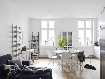 100 идей с фото для оформления однокомнатной квартиры