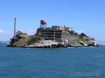Тюрьма, откуда никто не сбежал: история Алькатраса