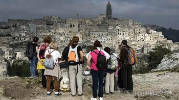 Матера собирает камни Как депрессивный итальянский городок стал культурной столицей Европы