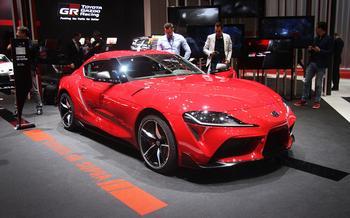 Новая Toyota Supra — легенда возвращается (и в Россию тоже!)