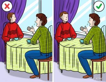 10 правил этикета, по которым нас читают с первых секунд