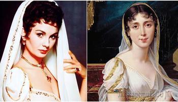 Как первая любовь Наполеона стала королевой Швеции: Великолепная Дезире Клари