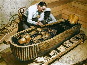 Топ самых известных мумий