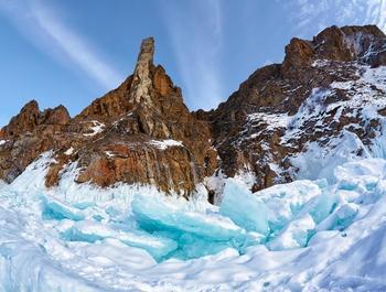 Страшилки с Байкала: озеро северного дракона