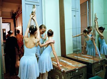 Безнадёжно безупречны – фотопроект о русской балетной школе от Рэйчел Папо