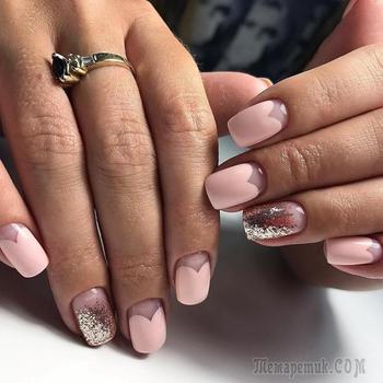 Розовый маникюр — фото лучших идей нежного оформления ногтей с розовым оттенком
