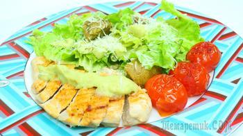 Любимый салат + обалденный соус