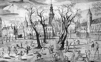 Почему считают, что Средневековье уничтожило спорт