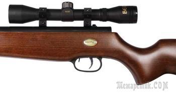 Пневматические винтовки Beeman — оружие премиум-класса по доступной цене