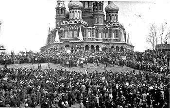 Ижевск советской эпохи