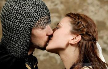 Причудливые любовные традиции, которые существовали в истории разных стран