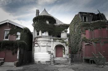 Дом с привидениями в Хойберге