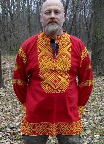 Сорочка славянская