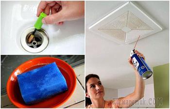 Советы по уборке в ванной для тех, кто немного помешан на чистоте