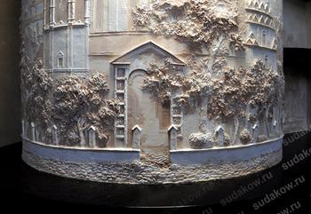 Рельефные работы из декоративной штукатурки от С.Судакова
