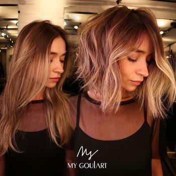 Месси-боб: 15 вариантов легкой укладки модной стрижки