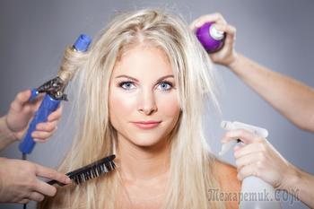 15 советов по уходу за тонкими волосами
