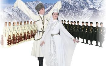Зимние национальные праздники осетин: язычество, вплетённое в христианскую канву