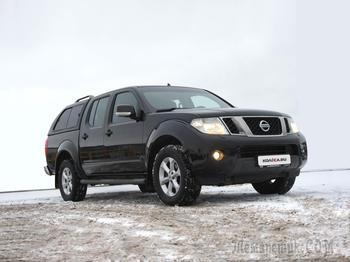 Конфетки: Nissan Navara 2011 года с пробегом 260 000 километров от одного владельца