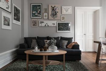 Уютная двушка в Швеции (68 кв. м)