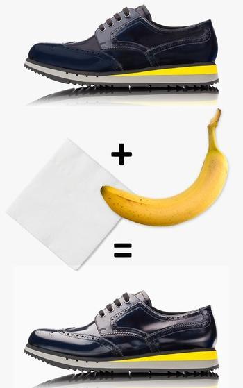 11 быстрых способов заставить выглядеть обувь как новую