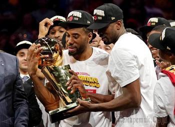 Отодвинули США: «Торонто» сотворил сенсацию в НБА