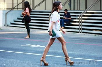 8 привычек при походке, которые девушку превращают в тетку