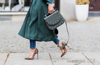 Как сочетать туфли и сумку весной 2018: 16 стильных идей от блогеров