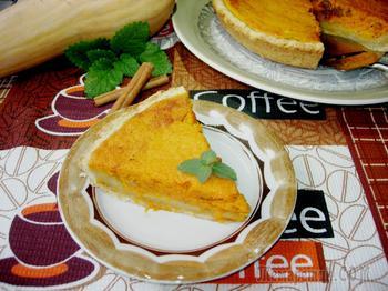 Тыквенный торт — это чудесный рецепт выпечки из тыквы!
