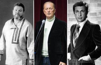 Российские знаменитости-двоеженцы, у которых было по две семьи одновременно