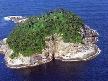 Остров Кеймада-Гранди: одно из самых опасных мест на планете