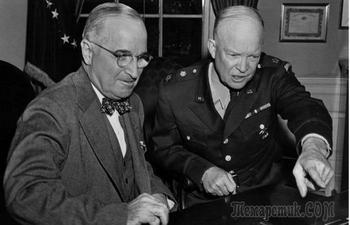 Как 33-й Президент США планировать бомбить СССР и почему не смог устроить ядерный апокалипсис