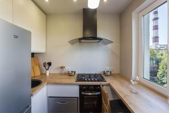 Моя кухня: белая кухня, которую помог сделать дизайнер