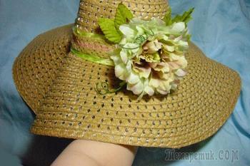 Шляпа своими руками: как пошить модный и оригинальный фасон