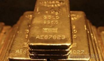 Малоизвестные и очень интересные факты о золоте