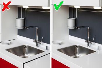 13 интерьерных фишек, которые помогут упростить уборку