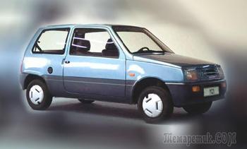 Все, что вы не знали о будущем Оки: что такое ЕлАЗ-1121