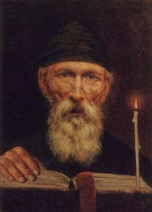Кто канонизирует вещего Авеля? Максим Лесков