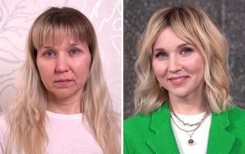 20 «до и после» от российского стилиста, который знает, как украсить женщин