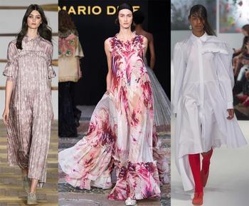Модные платья 2018: лето